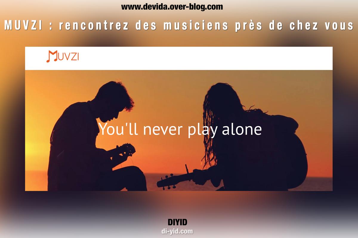 MUVZI : rencontrez des musiciens près de chez vous