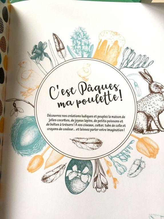magazine Modes et Travaux paques  sur charlotteblablablog