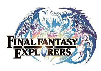 Final Fantasy Explorers sur 3DS !