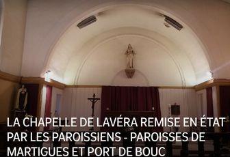 LA CHAPELLE DE LAVÉRA REMISE EN ÉTAT PAR LES PAROISSIENS