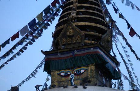 Népal, le patrimoine de Katmandou