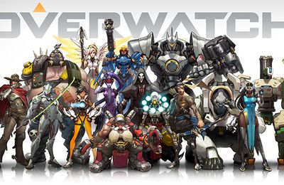 #GAMING - Overwatch - Un Halloween terrifiant et un essai gratuit sur Nintendo Switch