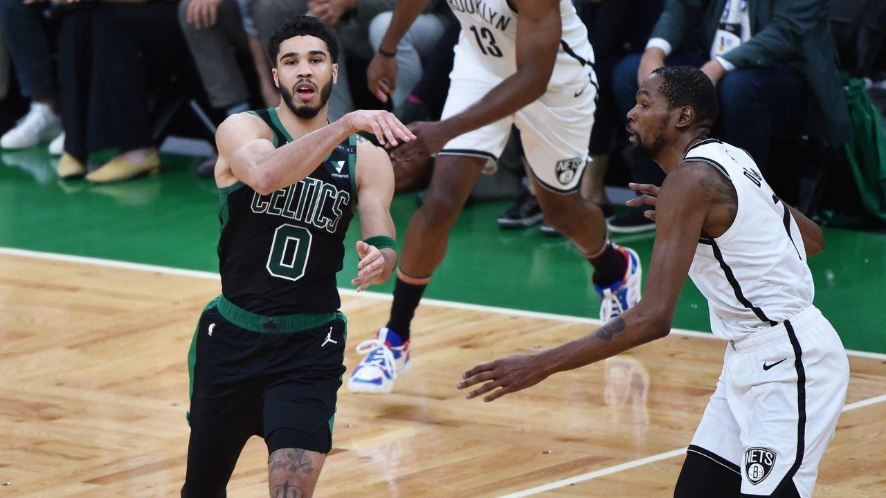 Jayson Tatum (50 points) permet à Boston de revenir dans la série face aux Nets (1-2)