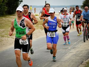 TRIATHLON DE BISCAROSSE 2019