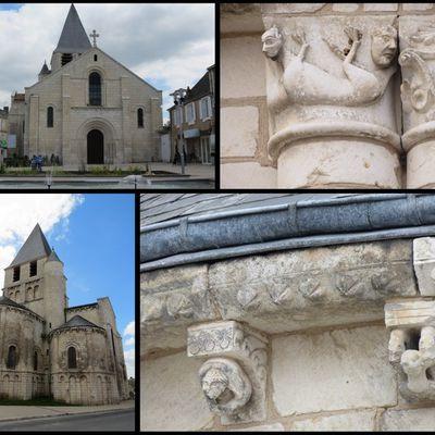 églises de Chauvigny