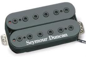 "TEST : micro Seymour DUNCAN ""Full shred"" SH-10"