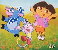 Le jour, la nuit, la semaine, le mois de Dora. HELP.
