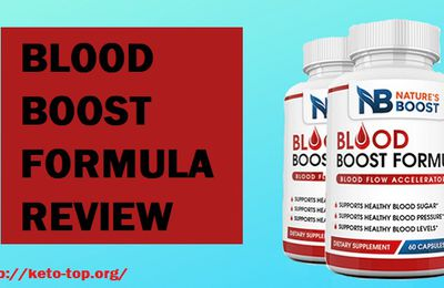 Is Blood Boost Formula Review a Scam?