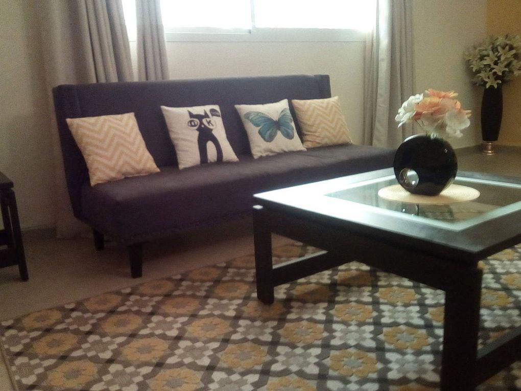 Location Appartement meublé Abidjan Cocody Riviera Golf