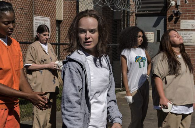 Critiques Séries : Orange is the New Black. Saison 5. Episodes 7 et 8.