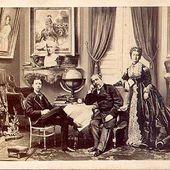 Le dernier exil de Napoléon III - napoleon.org