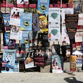 Avignon : le festival off se veut plus vert et va bannir l'affichage sauvage