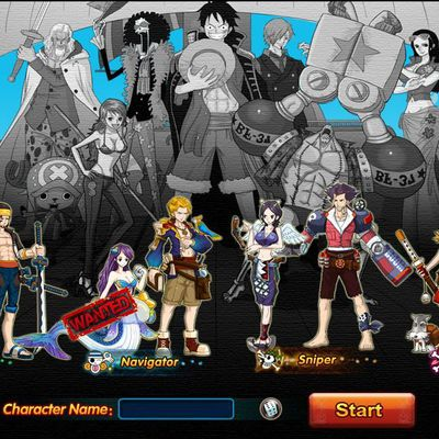 one piece game the newest manga game, is now available with all the waits