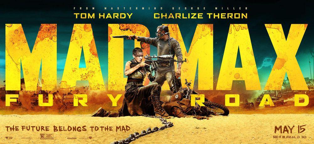 FURY ROAD , Mad Max le 14/05 la Croisette est à lui #Cannes2015