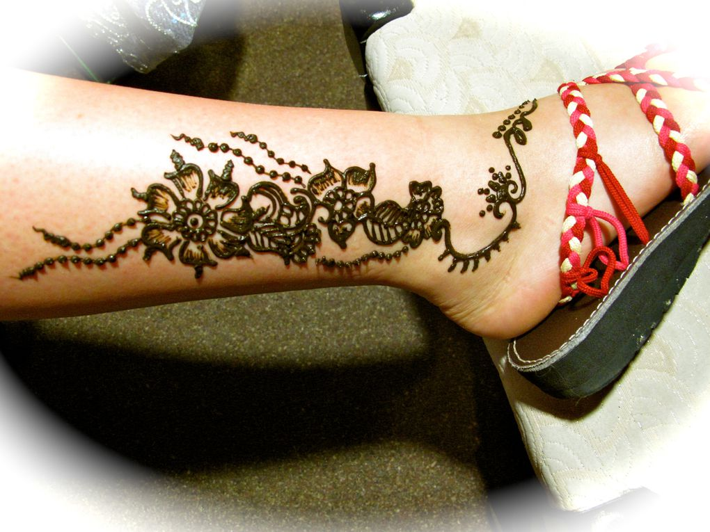 mehendi arabic indian design