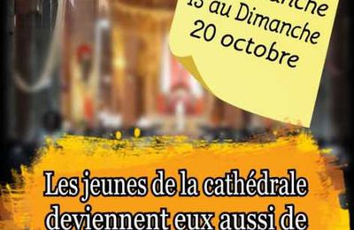 MISSION PAROISSIALE DE LA CATHEDRALE OCTOBRE 2019