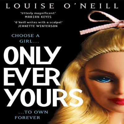 Book Review - Only Ever Yours