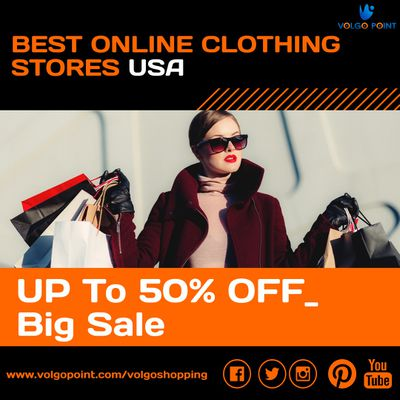 BEST ONLINE CLOTHING STORES USA
