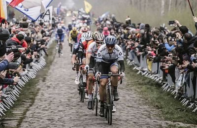 ANNULE : Paris-Roubaix en direct le 25 octobre sur France TV et Eurosport !