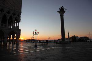 Venise le 15 octobre