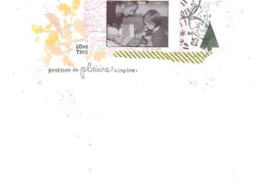 Love this_Page de Scrapbooking