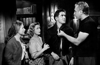 NIGHTMARE ALLEY (Le Charlatan) - Edmund Goulding (1947)