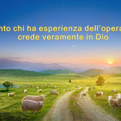 """Parola di vita – """"Soltanto chi ha esperienza dell'opera di Dio crede veramente in Dio"""""""
