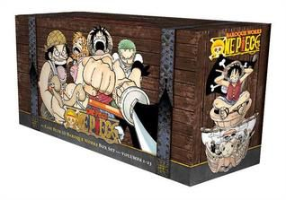 (kindle) DOWNLOAD FREE One Piece Box Set: East Blue and Baroque Works, Volumes 1-23 (One Piece, #1-23) By Eiichiro Oda Kindle Book