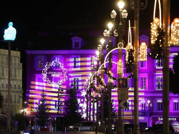 Noël en France : 12 Région Provence-Côte d'Azur