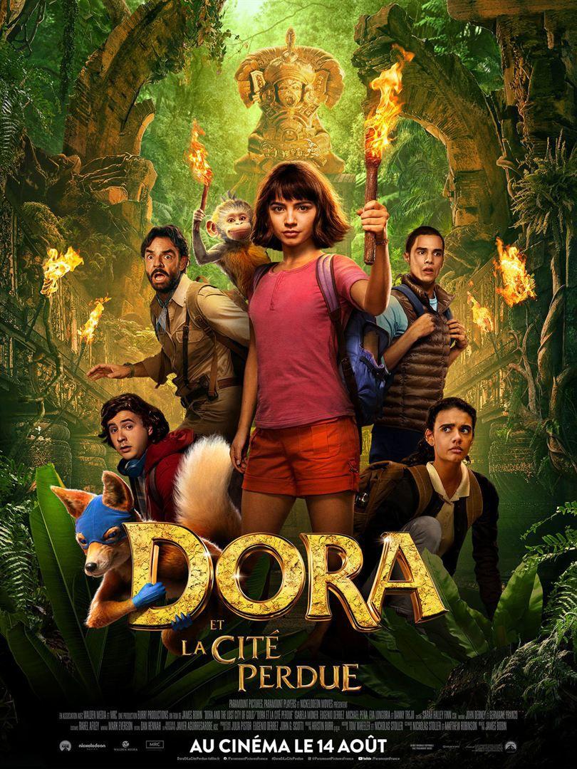[Rattrapage] Dora et la Cité perdue (2019)