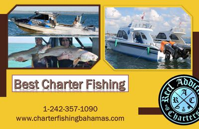 Book a Charter Today for Fishing in Bahamas