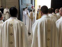 Messe d'installation de Mgr Luc CREPY