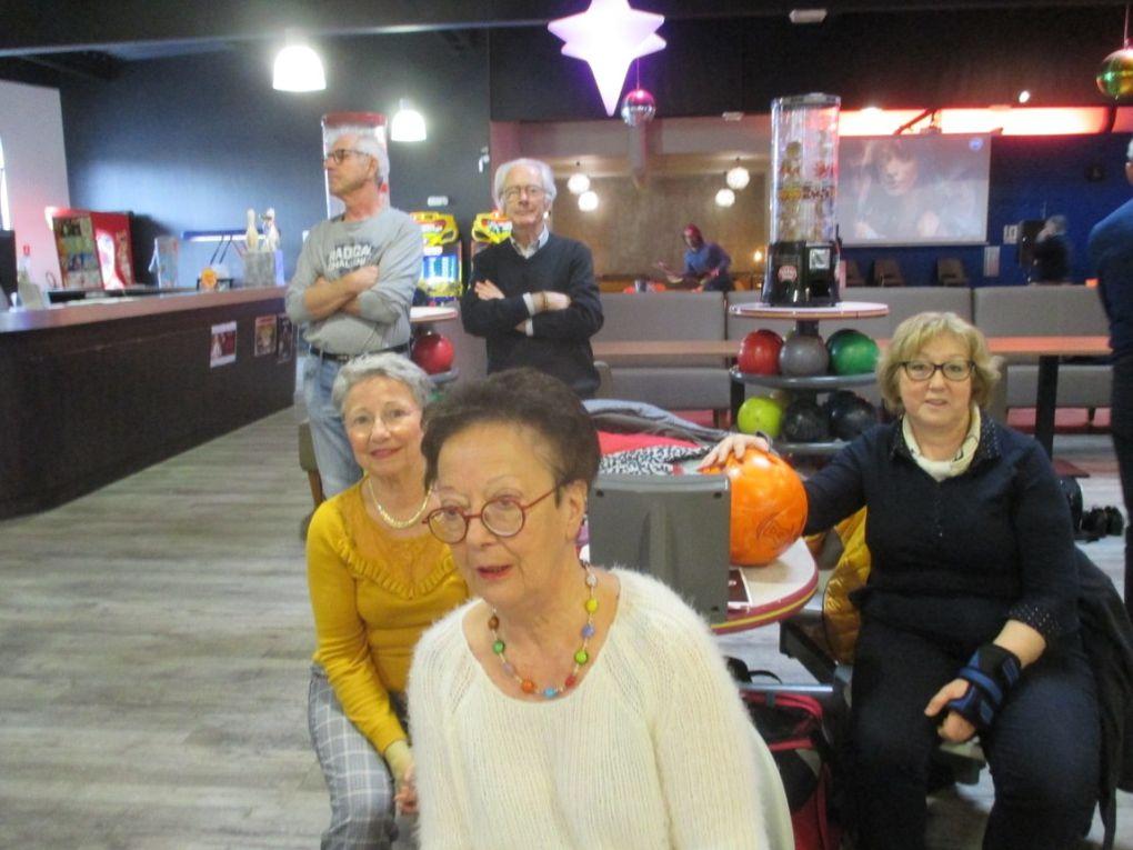 """""""Le Bowling"""" en challenge interne à Guérande"""