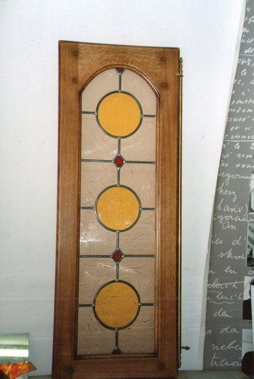 Vitraux géométriques