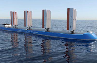 Le premier vrai cargo à ailes rigides zéro émissions ?