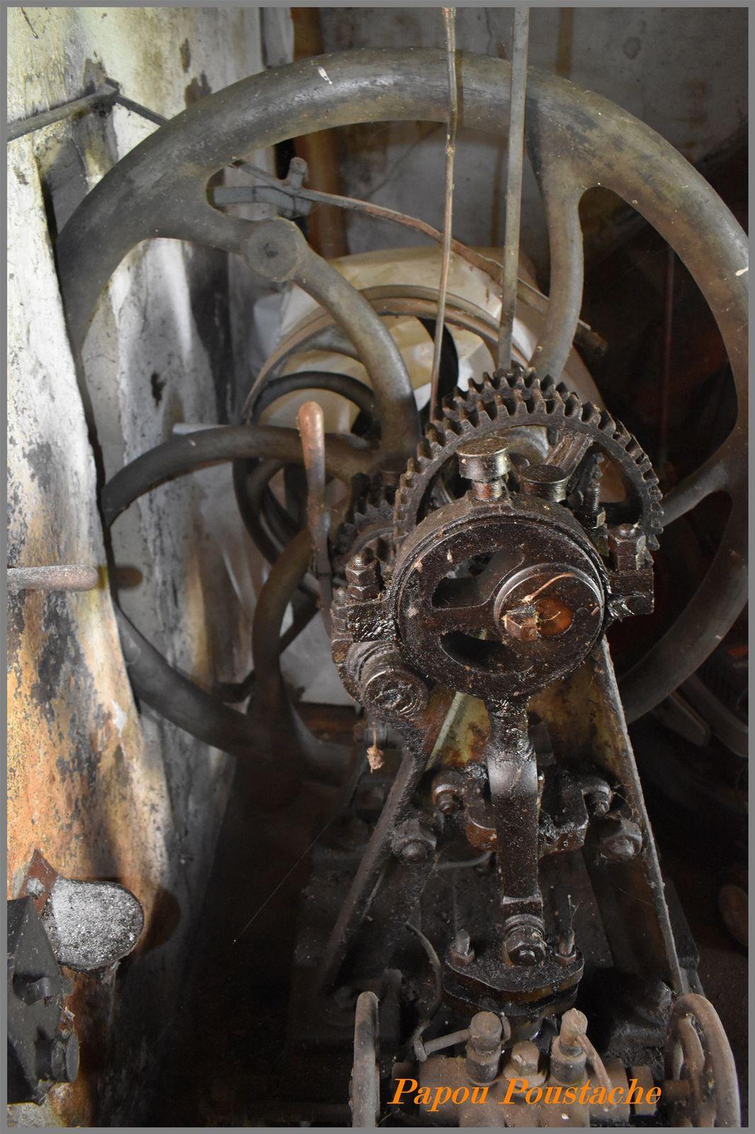 Un moulin sur le Béal
