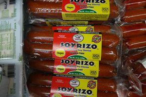 Soyrizo : Le Chorizo Végétarien