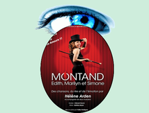 MONTAND, Edith, Marilyn et Simone - Impressions
