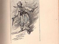 "Edgar A. Poe ""Le Scarabée d'or"", trad. de J.-H. Rosny (Dentu - 1892)"