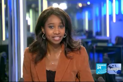 2012 02 01 @06H00 - KADY ADOUM DOUASS, FRANCE24, LE JOURNAL