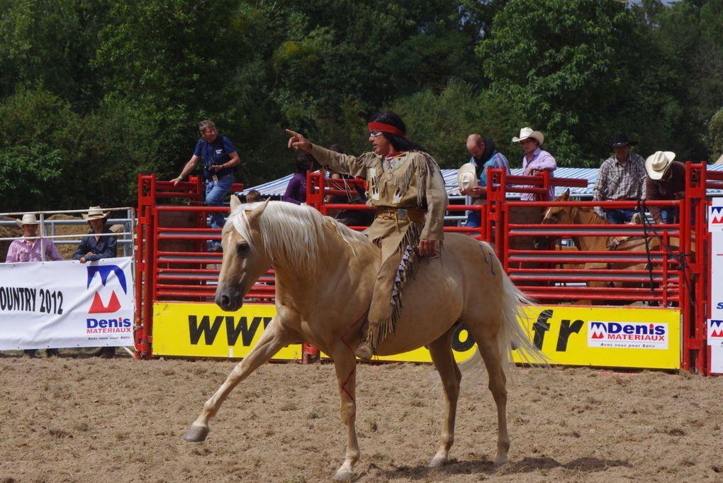 9ème édition du Festival West Country 2012, qui se déroulait du 15 au 19 août, à Bain de Bretagne (35)