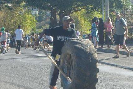 Course de pneus poids lourds ( Mayotte ) n°1