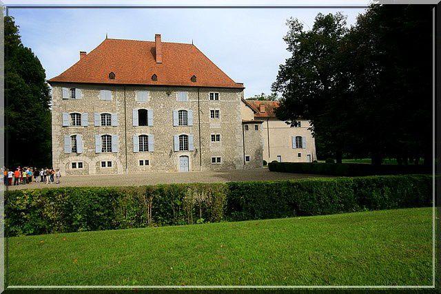 Diaporama château de Crolles