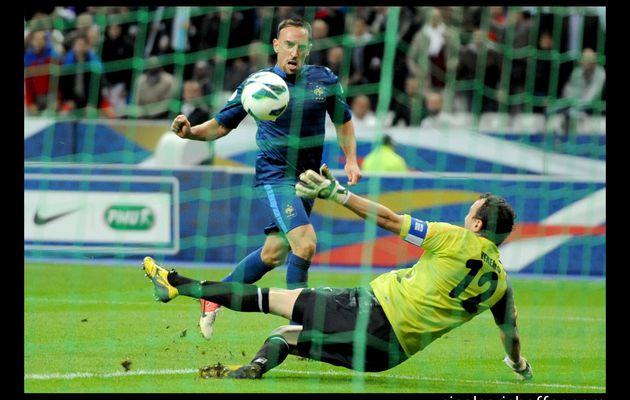 Le coup de grâce de Ribéry
