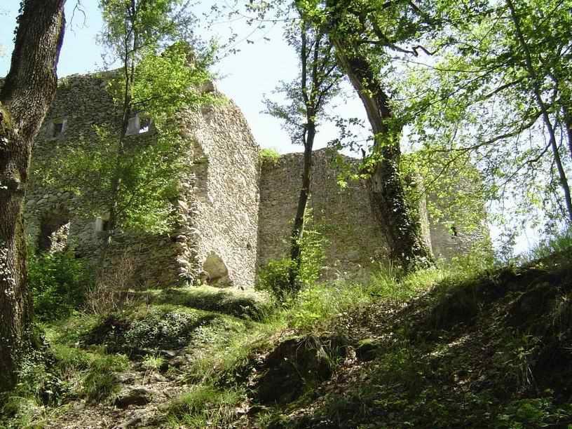 Diaporama château d'Esserts Blay