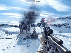Star Wars Battlefront ne sera pas comme Battlefield