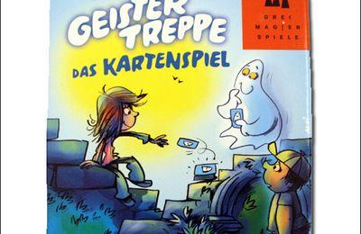 Geister Treppe-Le jeu de cartes