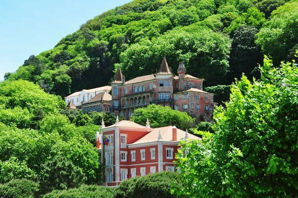 Vues de Lisbonne et ses alentours,  partie 2/2: Sintra
