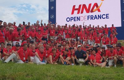 L'AS était au HNA Open de France