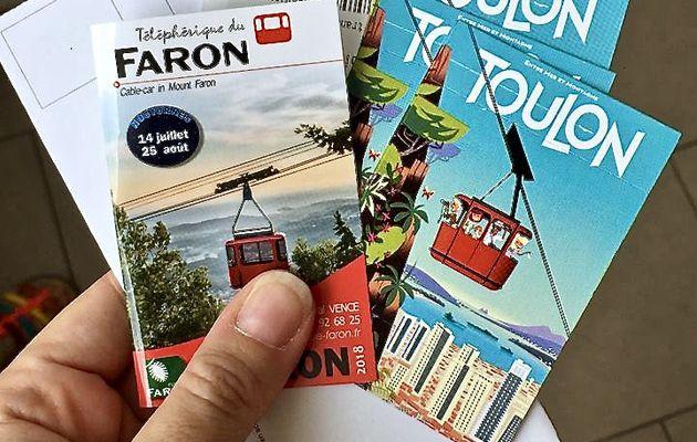 Sortie Famille: Le téléphérique du Mont Faron #toulon